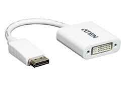 DisplayPort naar DVI-adapter