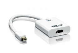 Mini DisplayPort to 4K HDMI Active Adapter