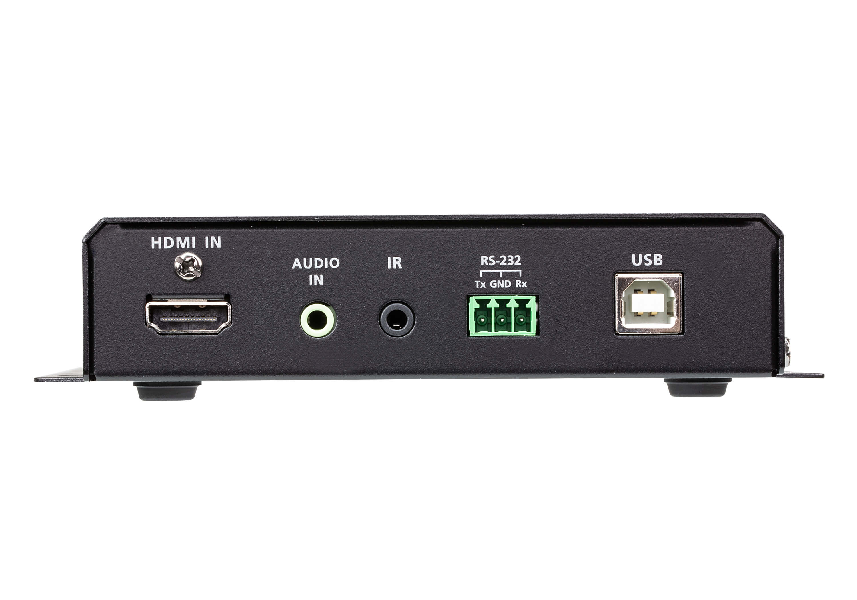 4K HDMI over IP Receiver with PoE-4