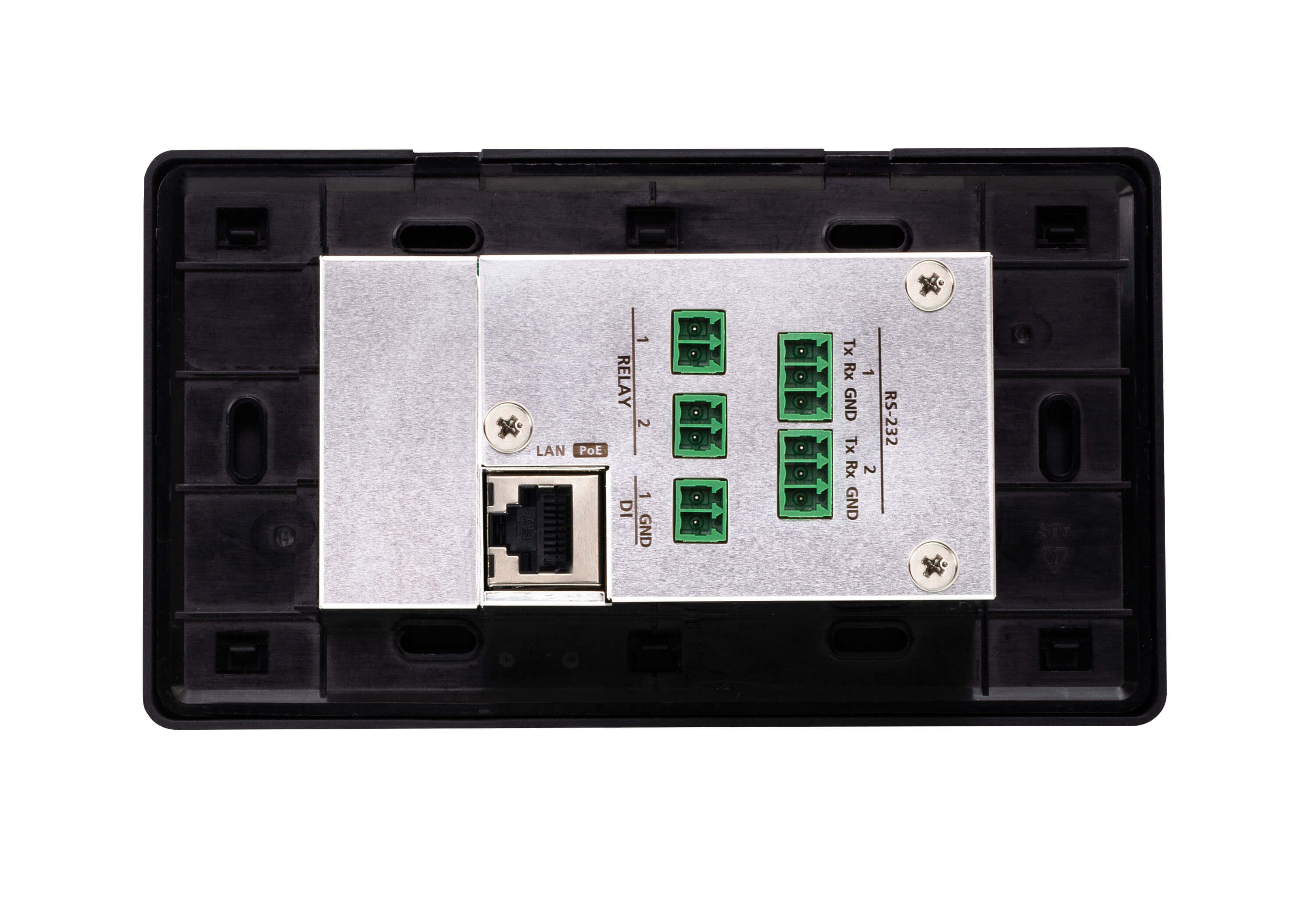 ATEN-kontrollsystem - Kontrollpanel med 12 knappar (EU, 2 switch)-4