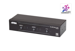 2x2 4K HDMI Matrix Switch