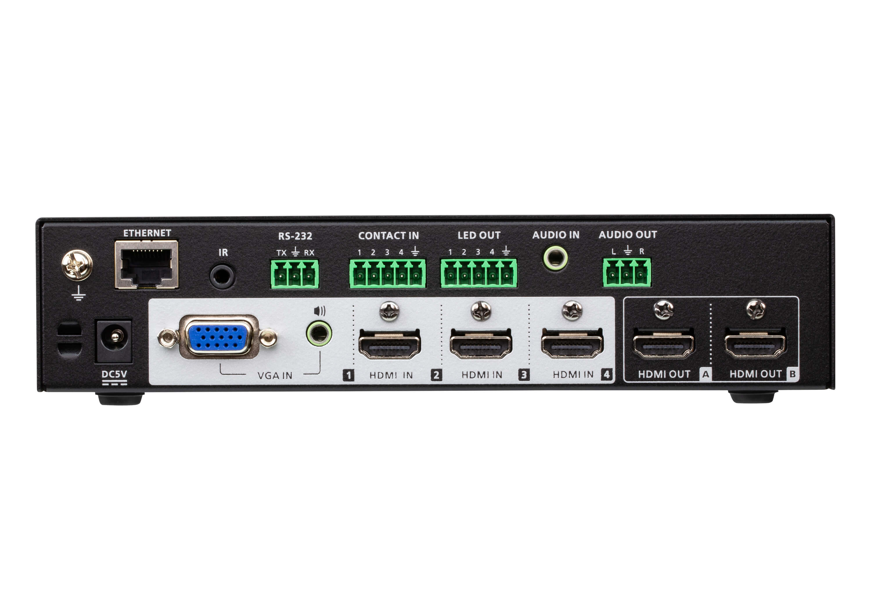4 x 2 True 4K Presentation Matrix Switch-2