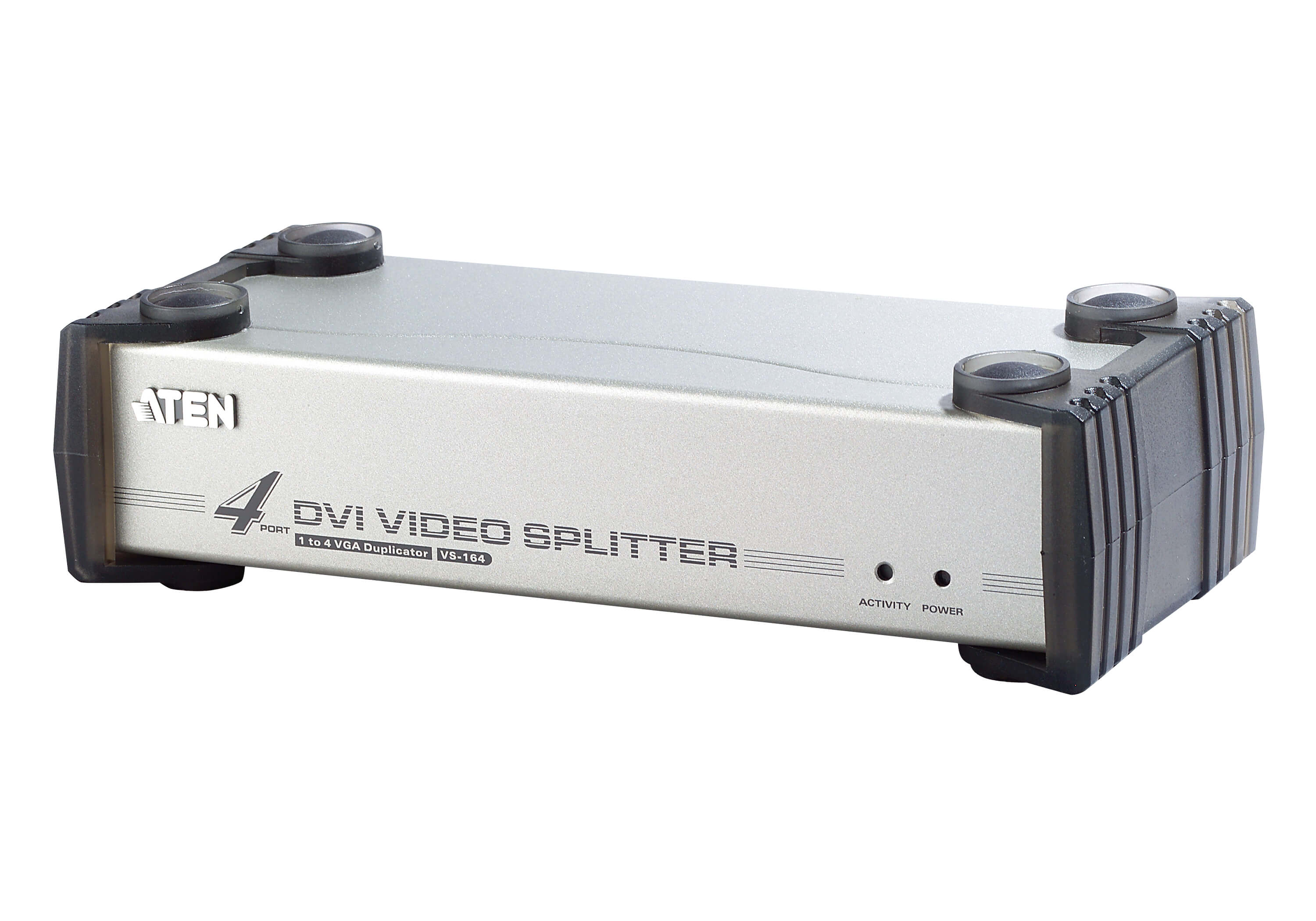 4-Port DVI/Audio Splitter-1