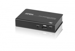 4-Port True 4K DisplayPort Splitter