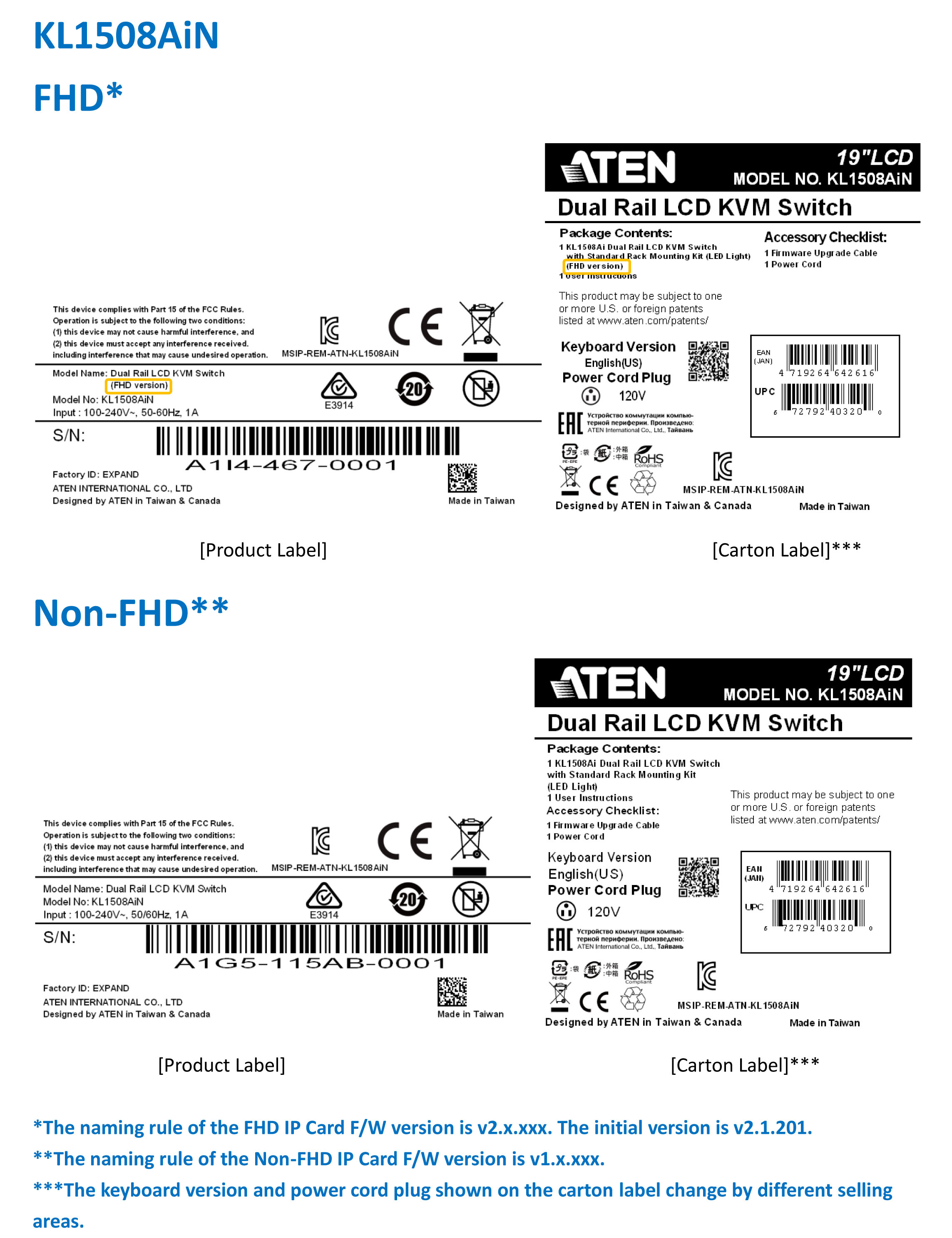 ATEN KL1508AI KVM OVER IP SWITCH DRIVER FOR MAC