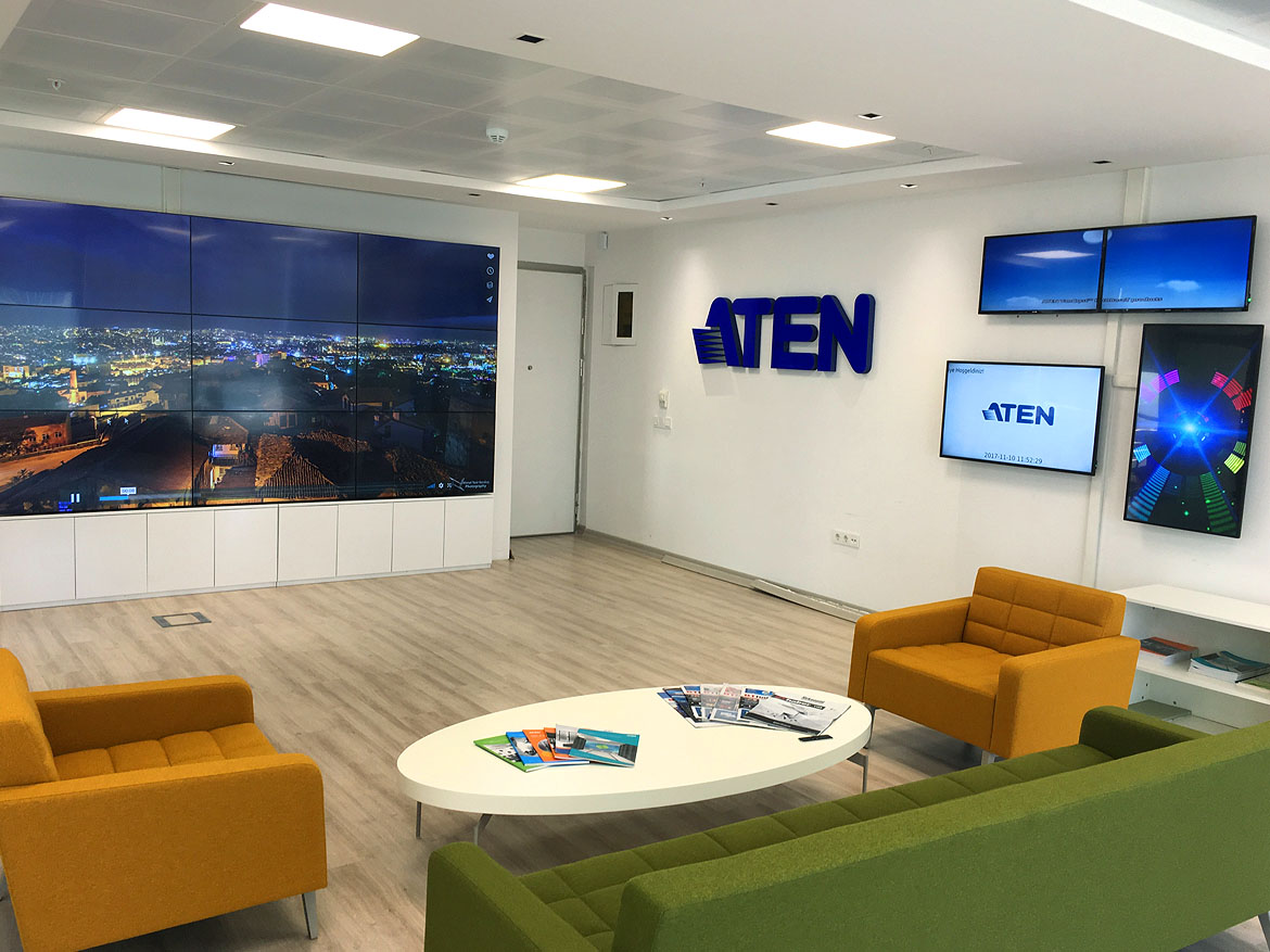 ATEN_Showroom_Turkey