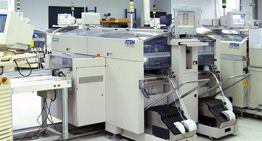 Nhà máy sản xuất chip KVM