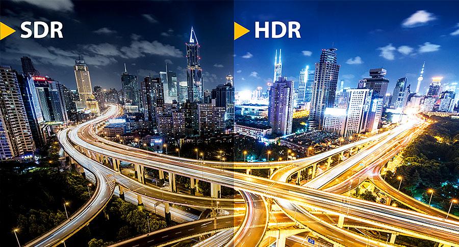 您準備好迎接 HDR 訊號傳遞技術了嗎?