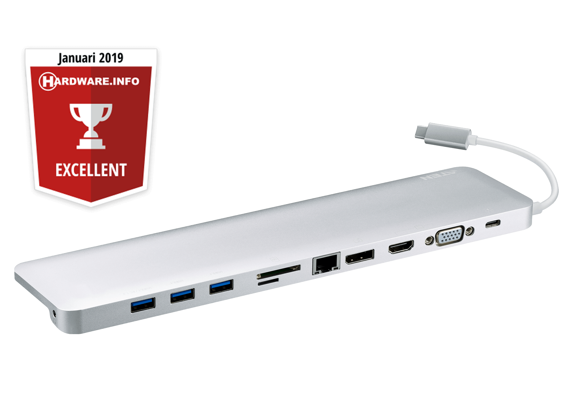 ATEN Thunderbolt & USB-C Docking Stations | Expansion for