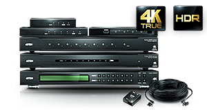 KVM, Professional AV, Power Distribution Unit, Control